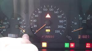 Ml320 Service Light Reset Kasowanie Inspekcji Mercedes Ml W163 Oil Service Indicator Light Reset Mercedes Ml W163