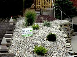 Small Picture Small Backyard Ideas A Round Rock Garden Desert Landscaping Corner