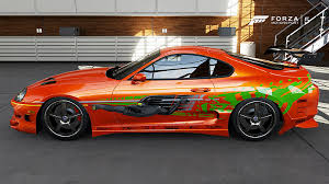 toyota supra fast and furious 2. Interesting Furious TURN 10 Quality Orange Toyota Supra Fast And Furious  Race Paint Booth  Forza Motorsport Forums With And 2 A