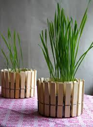 diy planter candle holder
