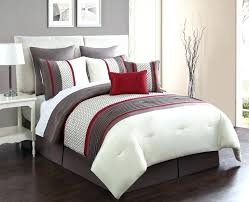 black grey bedding red and grey bedding sets duvets white fluffy b sets king with red black grey bedding