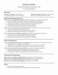Free Sample Resume For Sales Associate Awesome Retail Management