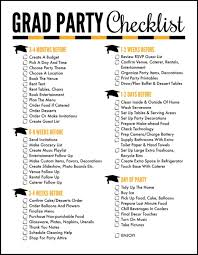 Party Menu 30 Must Make Graduation Party Food Ideas Oh My Creative