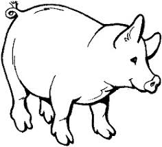 Small Picture Farm Animal Coloring Pages Printable nebulosabarcom