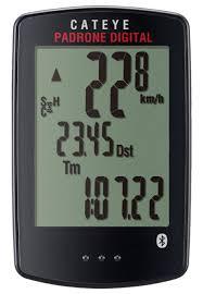 Details About Cateye Padrone Digital Cc Pa400b Bluetooth Cadence Speed Kit Bike Computer