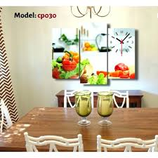 wall art with clock healthy living canvas wall art metal wall art clocks uk wall art with clock