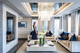 Design Of Suite Roman Penthouse Family Suite 3 Bedrooms Baglioni Hotel