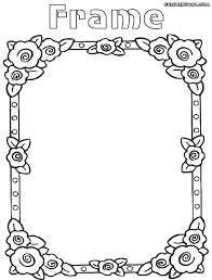 By mosaicmanufacturing jul 27, 2017. Picture Frame Coloring Page Coloring Home
