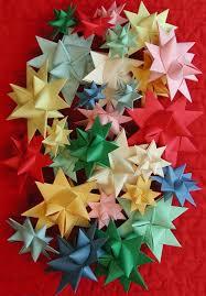 3 D Stars Moravian Pensylvanian German