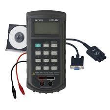 Decibel Meter With Warning Light Lcr 612 Lcr Meter