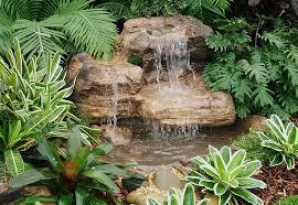 rugged rapids small garden pond waterfalls rock kits