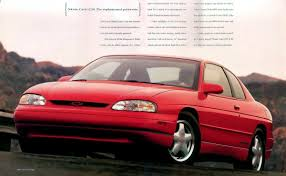 Curbside Classic: 1995-99 Chevrolet Monte Carlo – Lumina Coupe Two