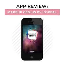 app review makeup genius