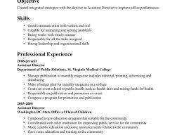 Sample Resume Public Relations Grant Administrator Sample Resume