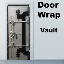 steel vault doors. Vault Door Wrap Steel Doors