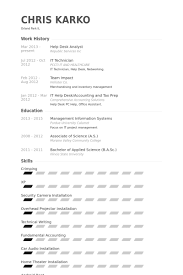 Help Desk Technician Resume Delightful Design Help Desk Technician Resume Entry Level Help Desk ...
