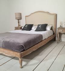 Limed Oak Bedroom Furniture Details About French Bed Weathered Oak Bed Limed Oak Bed Standard