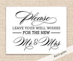 Guest Book Wedding Sign Printable Diy 8x10 Sign Wedding