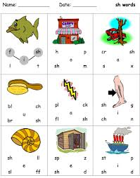 A collection of english esl worksheets for home learning, online practice, distance learning and english classes to teach about phonics, phonics. Sh Sound Worksheets And Resources For Foundation Sh Phonics Worksheets For Reception And Year 1 Sh Sound Worksheets Teachingcave Com