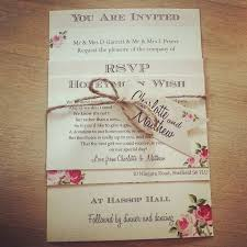 96 best handmade wedding invitations images on pinterest Wedding Invitation Vintage Wording 1 vintage shabby chic style 'charlotte' wedding invitation stationery sample vintage wedding invitation wording samples