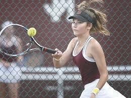 Handley's Lewis, Wise solidified girls' tennis team's lineup | High School  | winchesterstar.com