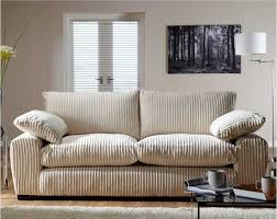 Comfortable Fabric Sofa Decor HomesCornerCom