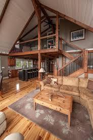 Moose Ridge Mountain Lodge - Yankee Barn HomesYankee Barn Homes