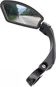 Hafny Stainless Steel Lens Handlebar <b>Bike Mirror</b>, Safe <b>Rearview</b>...