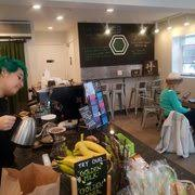 For me, a coffee house vibe should be all about comfort, as if you've stumbled out of the bedroom into a giant kitchen nook or living room. Jola Coffee 64 Photos 62 Reviews Coffee Tea 15 Bloomfield Ave North Caldwell Nj United States Phone Number