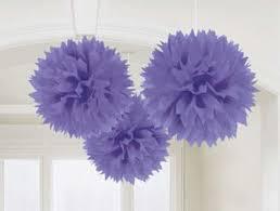 How To Make Fluffy Decoration Balls Pom Pom Tissue Decorations Fluffy Decorations Honeycomb Just 88