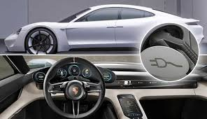 The All-Electric Porsche Mission E To Sell In 2019
