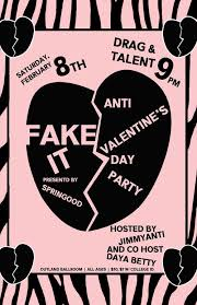 anti – 8th Ticketfly Mo Party Drag Show Springfield February Valentines Outland Fake amp; Ballroom 2019 Tickets Day It