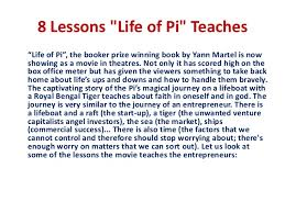 life of pi 8 lessons life of pi teachesldquolife of pirdquo