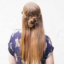 Easy Long Hairstyles 47 Wonderful 24 Best DIY Hairstyles Images On Pinterest Braid Hair Styles