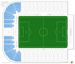 Avaya Stadium Seating Guide Rateyourseats Com