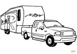 5th Wheel Coloring Pages Wwwtopsimagescom