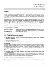 Offshore Resume Templates
