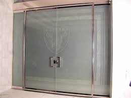 frosted glass office door and art glass doors sans soucie art glass 14