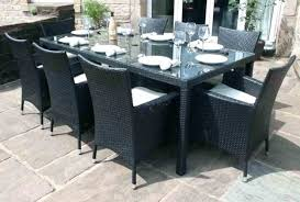 indoor rattan dining sets uk. medium image for of black wicker outdoor furniture dining chairs rattan indoor table and . sets uk