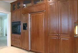 wood panel refrigerator. Exellent Refrigerator Sub Zero Refrigerator With Wood Panels Intended Panel D