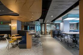 Image Center Office Design The Architects Diary Microsoft Offices Mumbai Dsp Design Associates The Architects