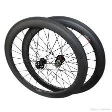Qr Bike Size Chart Disc Brake 23mm Width 60mm Clincher Carbon Road Wheels Cyclocross Wheelset Thru Axle Or Qr Disc Brake Carbon Bike Wheels Bike Wheel Size Chart
