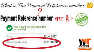 What Is The Reference Number Reference Number Kya Hai Full Information About Reference Number