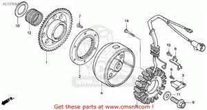 watch more like honda 300ex engine diagram 1993 honda fourtrax 300 parts diagram on 96 300ex wiring diagram