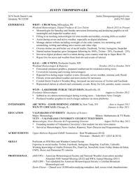 Meteorologist Sample Resume Extraordinary Meteorologist Resume Allowed Depict Collection Professional Pictures