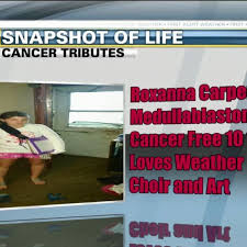 Roxanne Carpenter Cancer Tribute | KHGI