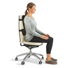 person sitting in chair back view png. Unique View 240 Thoracic Lumbar Support In Use 1 Inside Person Sitting Chair Back View Png C
