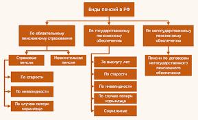Виды пенсий в РФ в году пенсионное обеспечение по старости  Совершенствование