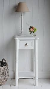 tall bedside table tall narrow bedside table to go with tall bed new white bedside table tall bedside table
