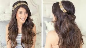 Ako Urobiť účes Pre Dlhé Vlasy S Vlastnými Rukami Krásne A